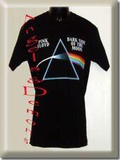 Cotton Short Sleeve Pink Floyd Adult Unisex T-Shirts