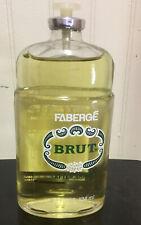 Vintage Faberge Brut Mens 4.2 oz After Shave New