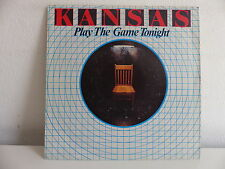 KANSAS Play the game tonight A 2408