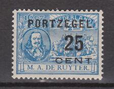 Port 41 MLH ong NVPH Nederland Netherlands 1907 due portzegel