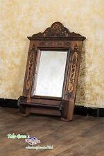Voglauer Anno 1800 Miroir Mural Maison de Campagne Ancien Adapté à Bauer Armoire