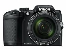 New Nikon  COOLPIX B500 Digital Camera Black BK