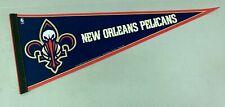 "New Orleans Pelicans Basketball NBA Classic 12""x30"" Team Pennant Room Decor Flag"