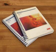 Abb 2Hac 13875-1 Repair Manual Part 1 and 2 Revision B. - Used