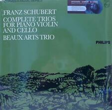 SCHUBERT - PHILIPS - 835393/4 - 2LP  COMPLETE TRIOS PIANO, VIOLIN AND CELLO 180G