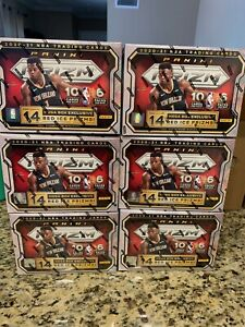 2020-21 Prizm Basketball Mega Box