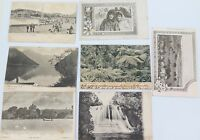 .NICE SELECTION NEW ZEALAND EARLY 1900's POSTCARDS.