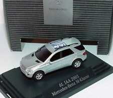 1:87 Mercedes-Benz M class W164 silver 61. IAA 2005 - Dealer Edition