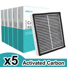 5x Cabin Air Filter For Infiniti EX35 EX37 FX37 FX50 G37 M5 Q50 Q60 B7277-1CA0A