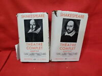 SHAKESPEARE (William) - Théâtre complet. Tome I et II. Gallimard, Pléïade.