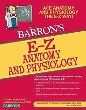 NEW - E-Z Anatomy and Physiology (Barron's E-Z Series)