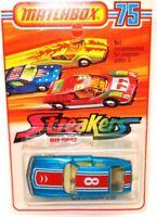 LESNEY MATCHBOX NO. 51 CITROEN SM STREAKERS OLD NEW SHOP STOCK BOXED - L2