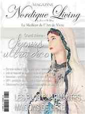 """Magazine de décoration """"Nordique Living"""" de Jeanne d'Arc Living août 2015!"""