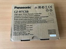 Sanyo Panasonic CZ-RTC5B Hard Wired controller Air conditioning remote control