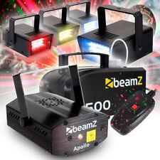 Smoke Fog Machine, Red Green Laser, 4 Strobe Lights|Halloween House Party HPK73