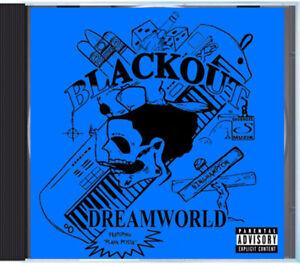 Blackout - Dreamworld (CD) Memphis Rap