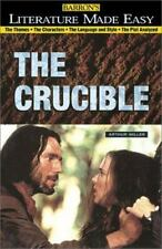 Literature Made Easy Ser.: The Crucible : A Play in Four Acts by Arthur Miller (