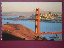 POSTCARD USA  THE GOLDEN GATE BRIDGE - SAN FRANCISCO -