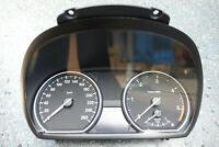 Original BMW E81 E87 E82 E88 120d Tacho Kombiinstrument 9187332 KM/H 90.222km
