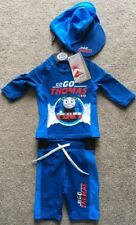 Bnwt Marks And Spencer Baby Summer Thomas The Tank Engine Sun Suit 6-9 Months