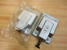 Crouse & Hinds DS 128 Switch Cover DS128