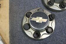 GM Chevy 46282 46282 Center Wheel Cap Center Rim Cap Cover 6 Lug With Caps