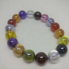 Bracelet of Real Naga Eye Nok Phra Gow  Lucky Gem beautiful Thai Amulet (29)