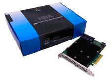 LSI SAS 9300-16I 12GB/S SATA+SAS HBA HOST BUS ADAPTER CARD 03-25600-01B LSI00447