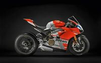"2019 Ducati Panigale V4 Auto Car Art Silk Wall Poster Print 24x36"""