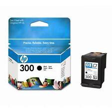 Cartucho de tinta negra HP 300 Hewlett Packard