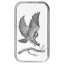 1 oz SilverTowne Eagle Silver Bar (New)