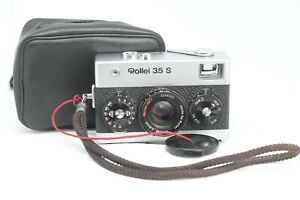 Rollei 35 S - Great Condition -