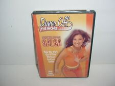 Dance Off The Inches - Sizzling Salsa (DVD, 2007)
