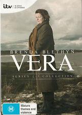 BRENDA BLETHYN: VERA SEASON 1-5 / 10-DVD SET New but UNSEALED Region 4