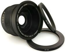 Objetivos manual para cámaras F/3, 5