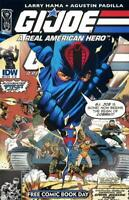 GI Joe A Real American Hero 155 1/2 Larry Hama Marvel Story Continuation NM