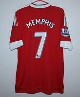 Manchester United England home shirt 15/16 #7 Memphis Adidas BNWT Size L
