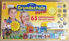 Grundschule total * Lernpaket Grundschule * Mathe Deutsch Sachkunde Englisch