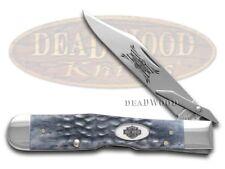 CASE XX Harley-Davidson Jigged Gray Bone Cheetah Stainless Pocket Knife Knives