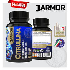 Citrullina Malato Pura per Erezione precursore Arginina 90 capsule da 1000 mg