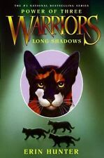 Warriors Power of Three: Long Shadows 5 by Erin Hunter (2008, Hardcover)