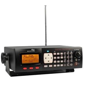 Whistler WS1065 Desktop Radio Scanner