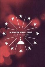 MARTIN PHILLIPPS/THE CHILLS (NEW ZEALAND) - MARTIN PHILLIPPS LIVE AT THE MOTH CL