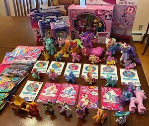 MLP My Little Pony Friendship Is Magic Figures Starlight Glimmer, Lyra, Breezies