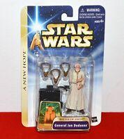 Star Wars General Jan Dodonna Yavin Action Figure #12 Hasbro Toys New Hope