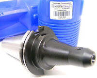 """NEW TOOLMEX TMX BISON CAT50 1/2"""" END MILL HOLDER CAT-50 (7-185-522) .500"""" EMH"""