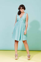 SO FABULOUS! Mock Wrap Occasion  Dress Size 28