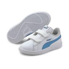 PUMA Pre- School Smash v2 Leather Sneakers