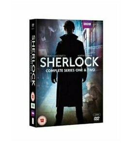 Sherlock : Series 1-3