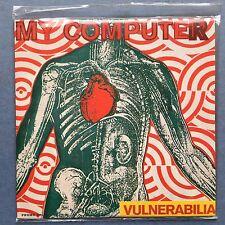 My Computer - Vulnerabilia / Cover Up / Detoxification - Card Sleeve - Promo CD